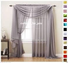 gold voile curtains u0026 pelmets ebay