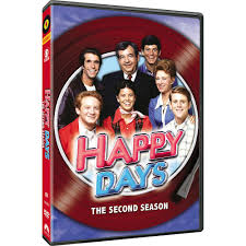 happy days the complete second season dvd