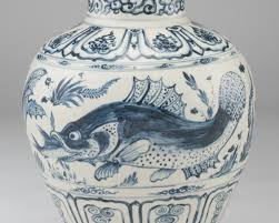Jar Decorated with Fish Asian Civilisations Museum