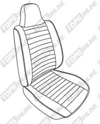 Tmi Upholstery Vw Volkswagen Seat Covers Topsonline