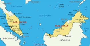 Brunei Map 8 Insightful Maps For Malaysia Expatgo