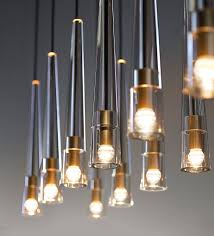 jonathan browning studios apollinaire linear chandelier light