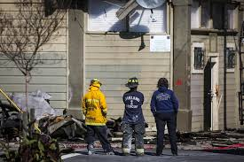 The Ghost Writer House Oakland Firefighters Wanted Halfway House Shut Down Sfgate
