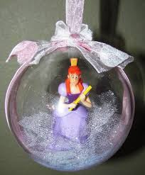 diy disney ornaments how to make a bauble