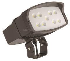 lithonia led flood light lithonia lighting ofl2 series 121 watt led floodlight fixture with