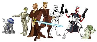 star wars clone wars micro series 2003 images clone wars