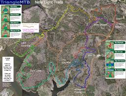Map Of Raleigh Nc Trianglemtb Com Your Source For Mountain Biking In Raleigh Durham