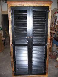 Shutter Door Cabinet Cabinets
