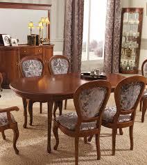Esszimmertisch Rund Antik Esstisch Rund 120 Cm Kirschbaum Klassische Möbel