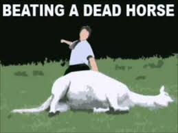 Beating A Dead Horse Meme - beating a dead horse know your meme