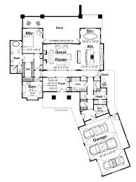 craftsman style house plan 5 beds 4 baths 4175 sq ft plan 928