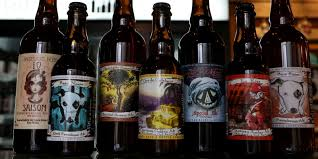 Jolly Pumpkin Restaurant Brewery by Magic Of Sour Beer Pours Into Detroit At Jolly Pumpkin