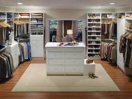 Built In Closet Drawers by Custom Closet Design Ideas Hgtv