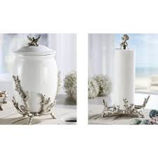themed kitchen canisters kitchen decor and nautical kitchen accessories
