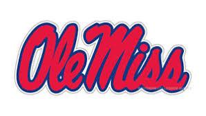 ole miss alumni sticker ole miss rebels large logo decal ebay