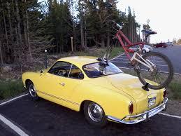 Porsche 911 Bike Rack - thesamba com ghia view topic bike roof rack