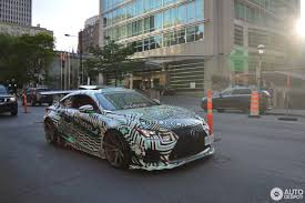 rcf lexus grey lexus rc f rocket bunny wide body 3 october 2016 autogespot