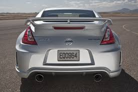 nissan 370z back seat car reviews 2010 nissan 370z nismo with 350hp hits the road at