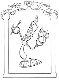 lumiere coloring book