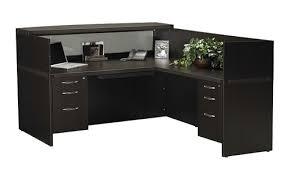 Laminate Reception Desk Mayline Aberdeen Laminate Reception Desk At36 Aberdeen Reception