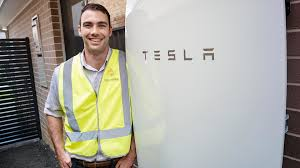 australia u0027s first powerwall batteries are already installed in nsw