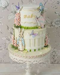 How To Decorate Christening Cake 634 Best Beatrix Potter Cakes Images On Pinterest Peter Rabbit