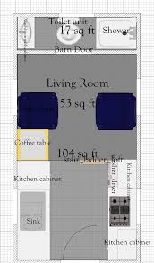 free tiny house floor plans 8 u0027 x 16 u0027 tiny house plan tiny