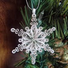 141 best quilling snowflakes images on quilling