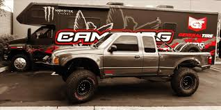 prerunner truck front fenders with flare and rise to 2000 ford ranger prerunner