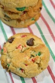 peppermint chocolate chip cookies about a mom