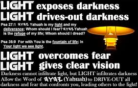 I Am Light I Am Experiencing The Light Of Yahuwah Man Child Of Book Of