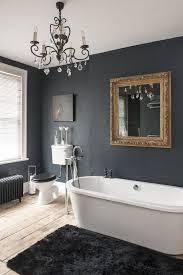 astonishing black bathroom designs