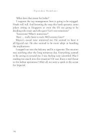 31 u0027 a corporate thriller by upendra namburi