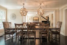 Chandelier Over Table Chandelier Dining Room Provisionsdining Com