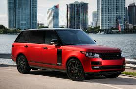 wrapped range rover exclusive motoring range rover images
