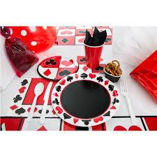 Poker Party Decorations Casino Party Supplies Walmart Com