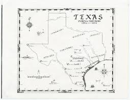 Blank Texas Map by A Map Of Texas Forts U0026 Indians Between 1846 1850 Stored In The Sam