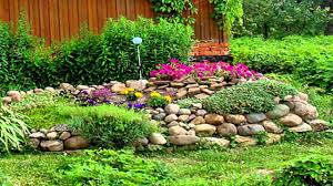 Small Rock Garden Design by Landscaping Ideas Flowers Landscape Gardening Ideas