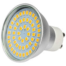 Led Light Bulbs Savings by Gu10 5w Led Spotlight 54x 2835 Smd Led Bulb Lamp In Cool White