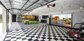awesome car garages 50 man cave garage ideas modern to industrial designs