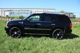 cadillac escalade black rims purchase new 24 cadillac escalade platinum black wheels tires gmc