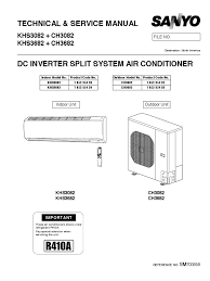 haier portable air conditioner service manual air conditioner