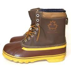 s shoes and boots canada snowmaster canada winter boots s 12 m leather duck
