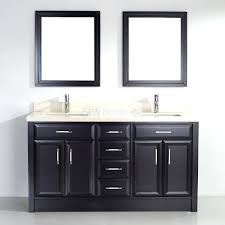 Double Vanity Cabinet Double Vanity Bathroom Huskytoastmasters Info