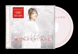 new album wonderland available now sarah mclachlan