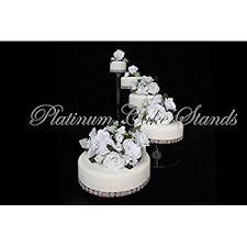 wedding cake stands 8 tier cascade wedding cake stand style r800