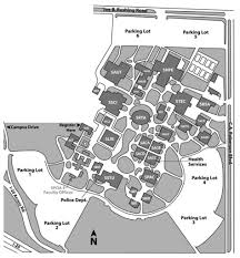 Sacramento State University Map by Tarrant County College South Campus Maplets