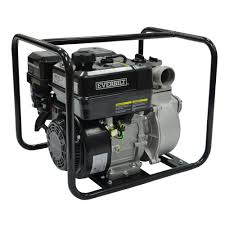 Home Depot Water Pump Everbilt 5 5 Hp Gas Powered Utility Pump Wg20 The Home Depot