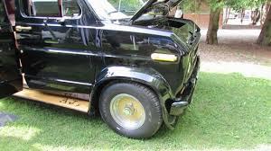 1978 ford econoline custom youtube