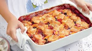 patchwork peach cobbler recipe southern living